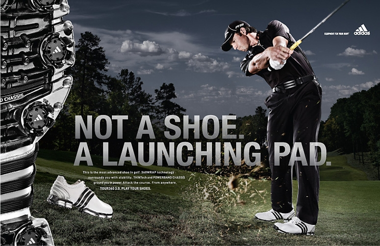 19+ Adidas Golf Ads Images
